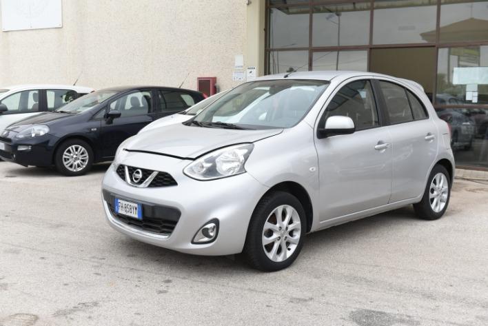 Nissan Micra, Anno 2017 ,1.2 benzina, 60cv