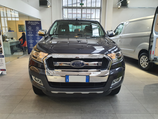 """""""FORD Ranger 2.2 tdci double cab limited 160cv auto"""""""