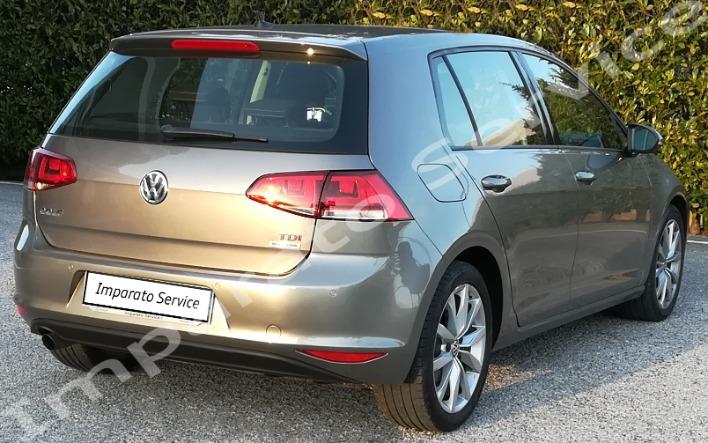 """Volkswagen Golf 1.6 TDI 110Cv\/81kw Highline BlueMotion"""
