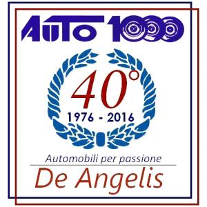 Auto 1000 De Angelis