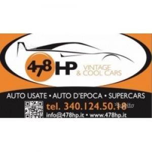 478HP Vintage & Cool Cars